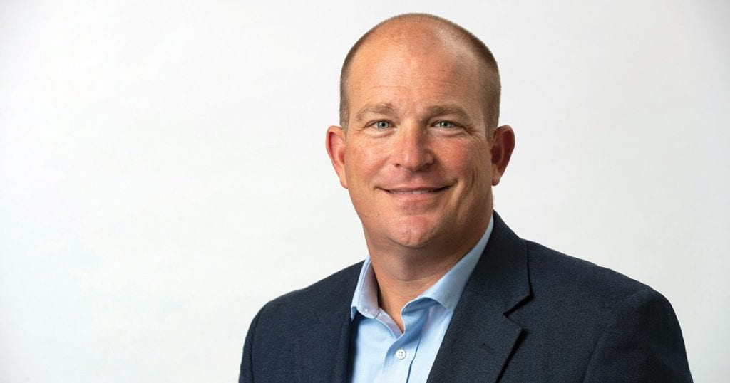 Kenny Kinley, President and CEO of Edafio Technology Partners