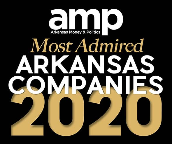 amp Most Admired Arkansas Companies 2020