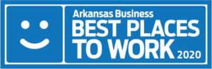 Arkansas best places to work award 2020