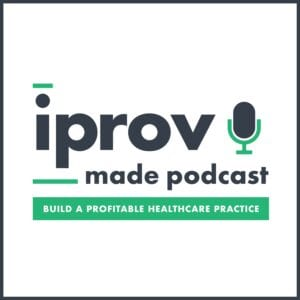 Listen to our episode on the iprov made podcast