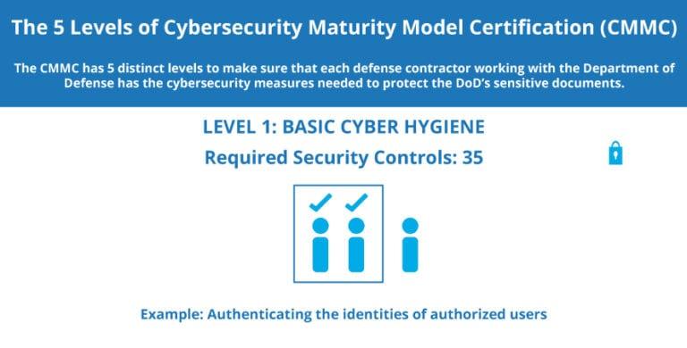 Level 1 - Basic Cyber Hygiene