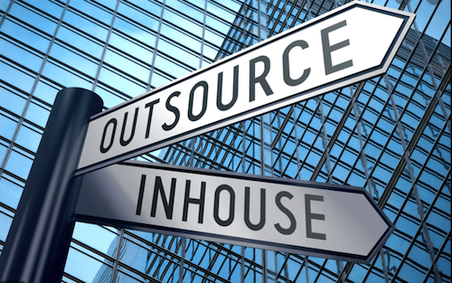 inhouse or outsource information technology