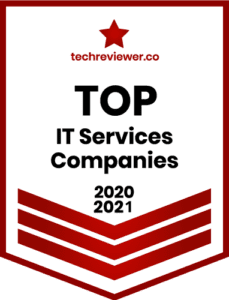 TechReviewer.co Top IT Services Companies 2020-2021
