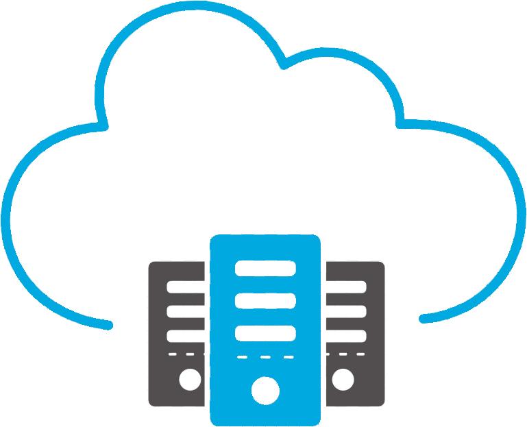 Edafio Cloud computing