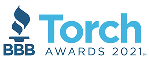 Torch Awards 2021 Better Business Bureau BBB