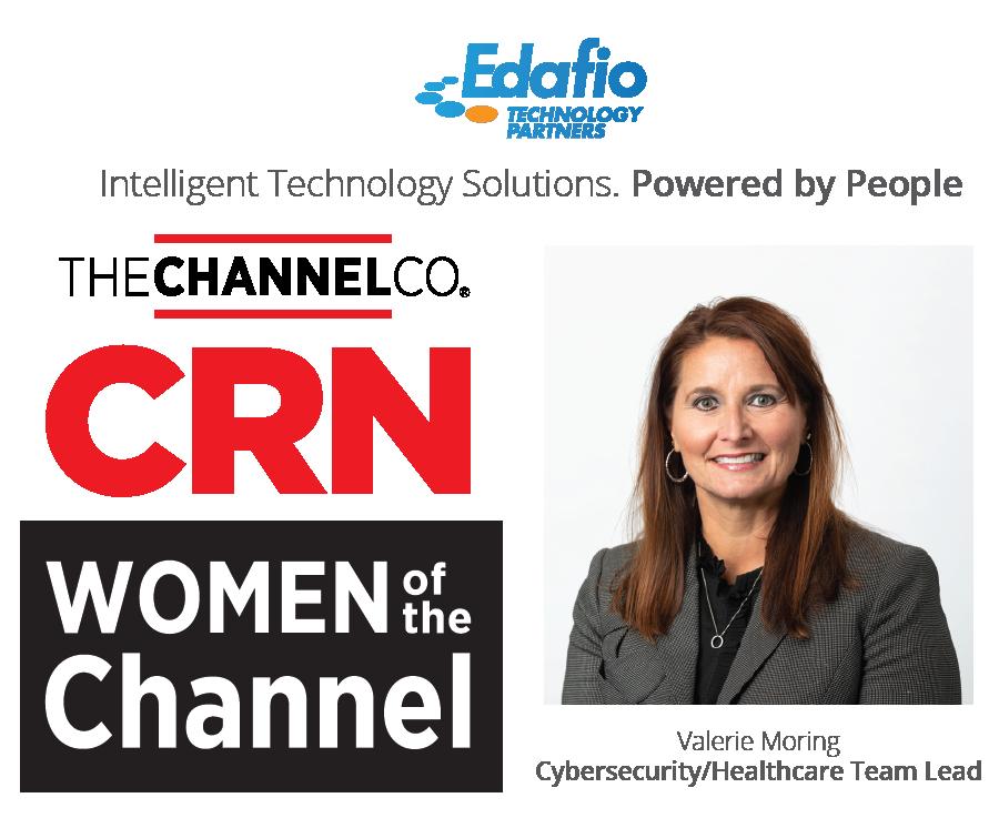 CRN Women in Tech Valerie Moring Arkansas