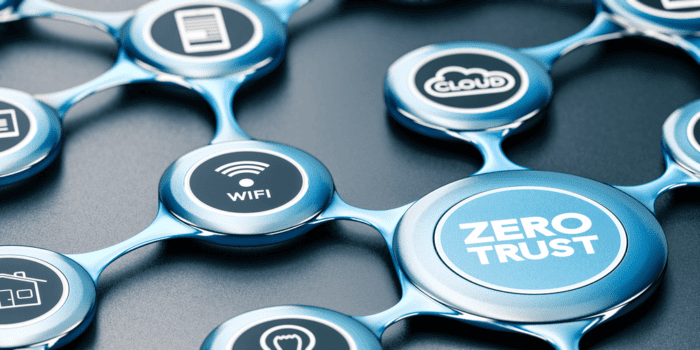 Zero Trust Model to secure your business