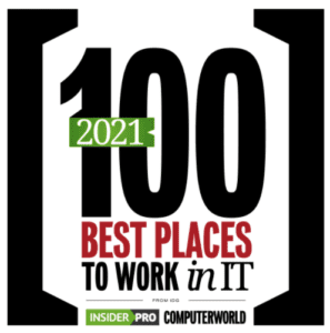 Best Places to Work in IT by Computerworld and IDG Insider Pro