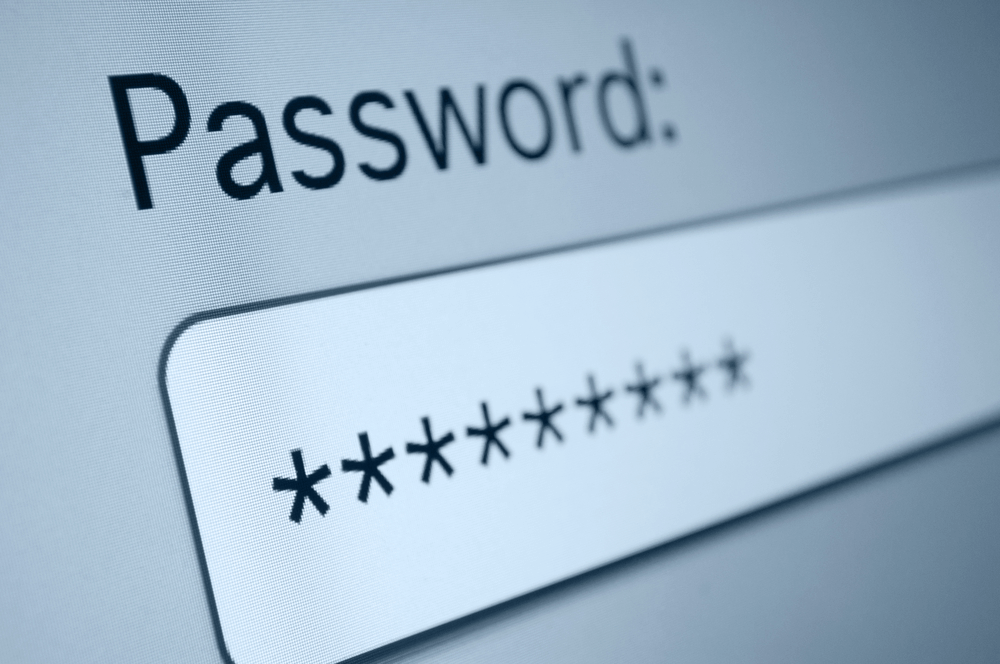 Password protection tips